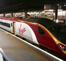 Virgin Trains -London Euston